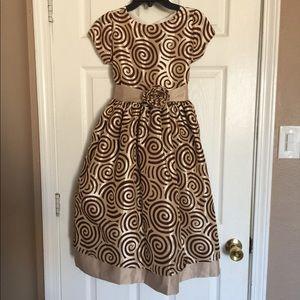 Gorgeous girls fancy dress